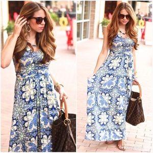 | Vanessa Virginia | Capuchina Floral Maxi Dress